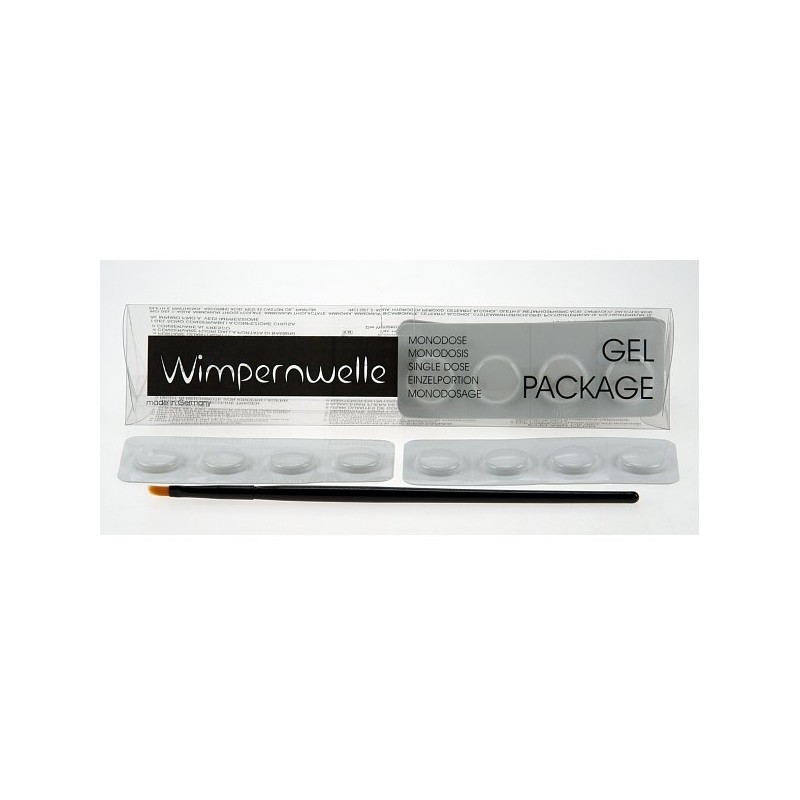 Kit Wimpernwelle Permanente de Pestañas 24 monodosis